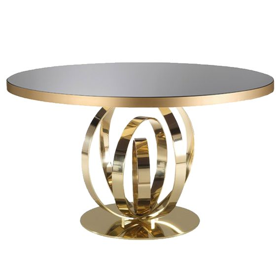 Chân bàn ăn này như một tác phẩm nghệ thuật