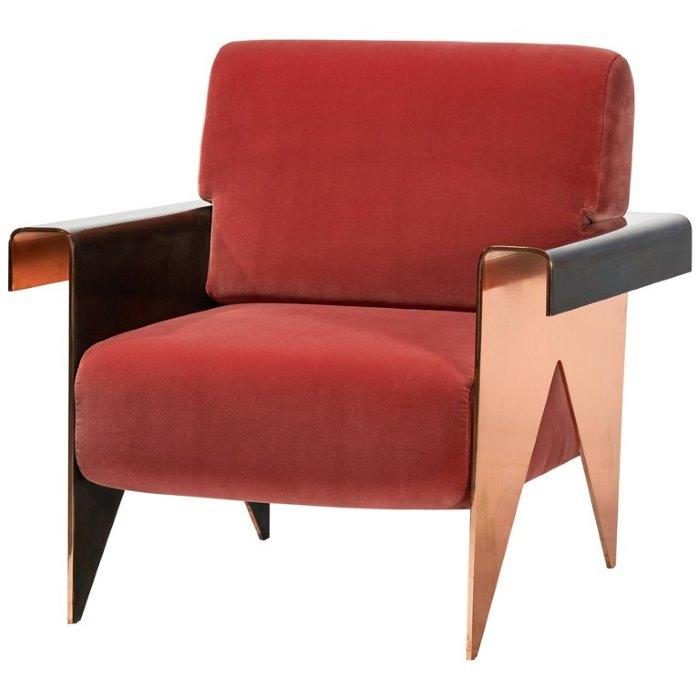 ghế inox mạ đồng